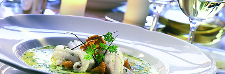 Image of seafood on a plate
